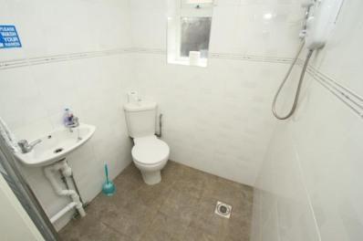 canterbury wet room